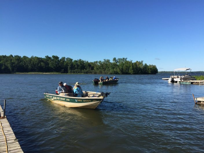 Fishing Boat Rental Available